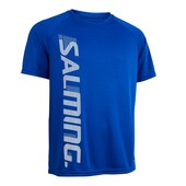 Salming Junior Training Tee 2.0 Royal Blue