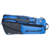 Babolat Evo 6 Racket Bag Blue Grey