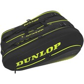Dunlop SX Performance Thermo 12 Racket Bag Black Yellow