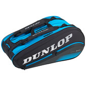 Dunlop FX Performance Thermo 12 Racket Bag Black Blue