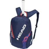 Head Rebel Backpack Blue Orange 2018