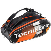 Tecnifibre Air Endurance 12R Racket Bag Black Orange