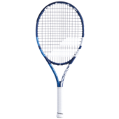 Babolat Drive Junior 25 Tennis Racket 2021 Blue White