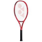 Yonex VCore 26 Junior Tennis Racket Flame Red