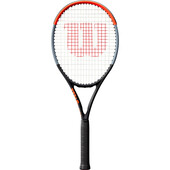 Wilson Clash 100L Tennis Racket - Frame Only