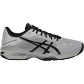 Asics Gel Solution Speed 3 Men's Tennis Shoes Mid Grey/Black