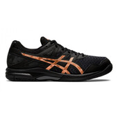 Asics Gel Task 2 Men's Indoor Court Shoes Black Pure Bronze