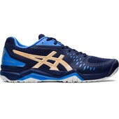 Asics Gel Challenger 12 Men's Tennis Shoes Peacoat Champagne