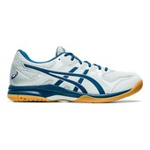 Asics Gel Rocket 9 Men's Shoes Glacier Grey Mako Blue
