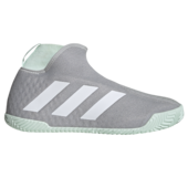 Adidas Stycon Men's Laceless Tennis Shoes Grey