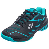 Yonex Men's SHB 56 Indoor Shoe Black Mint