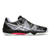 Asics Gel Fastball 3 Women's Shoes Black White