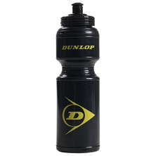 Dunlop Water Bottle 700ml Black White