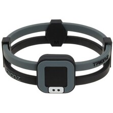 Trionz Duo Loop Bracelet - Black Grey