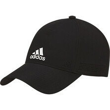 Adidas Six Panel Cool Cap Black White