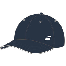 Babolat Basic Logo Cap Junior Dress Blue
