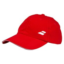 Babolat Basic Logo Cap Junior Red