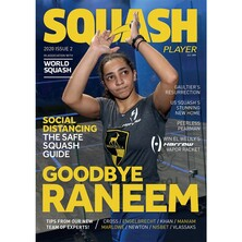 Squash Player Magazine 2020 Issue 2