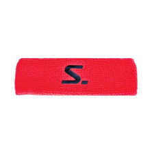 Salming Knitted Headband Coral Navy 2018