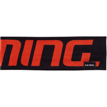Salming Headband Black Magma Red