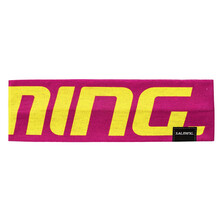 Salming Headband Pink Yellow
