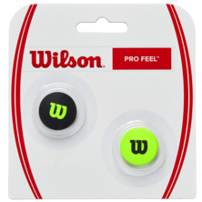 Wilson Pro Feel Blade Vibration Dampener - Green Black