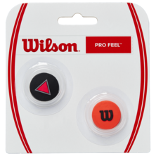 Wilson Pro Feel Clash Vibration Dampener - Red Black