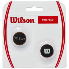 Wilson Pro Feel Pro Staff Vibration Dampener - White Black