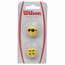Wilson Emoti Fun Sun Glasses Surprised Vibration Dampners