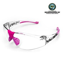 Salming Split Vision Protective Eyewear Junior Pink