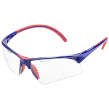 Tecnifibre Eye Protection Glasses Red Blue