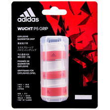 Adidas Wucht Overgrip 3 Pack White