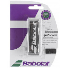 Babolat Syntec Feel Wimbledon Replacement Grip - Black