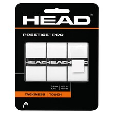 Head Prestige Pro Overgrip 3 Pack - White