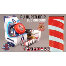 Karakal Pu Super Grip Duo Tub (36 Grips)