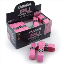 Karakal PU Super Grip Pink - Box of 24 Grips