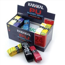Karakal PU Super Grip Multi - Box of 24 Grips