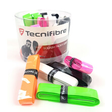 Tecnifibre Squash Tacky Grip Assorted Colours