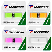 Tecnifibre Squash Tack Grip Replacement Grip