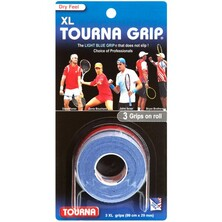 Tourna Grip XL - 3 Grips