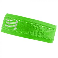 Compressport On Off Thin Headband Fluo Green