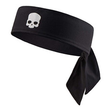 Hydrogen Tie-back Headband Black