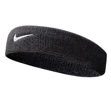 Nike Swoosh Headbands - Black/White