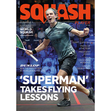 Squash Player Magazine 2020 Issue 1