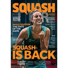 Squash Player Magazine 2020 Issue 3