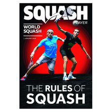 Squash Player: The Rules Of Squash