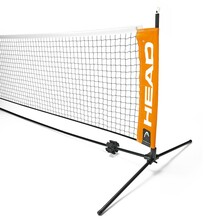 Head 6.1m T.I.P. Mini Tennis Net And Posts Set