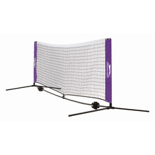 Slazenger Mini Tennis Net & Post Set - 6 Metres