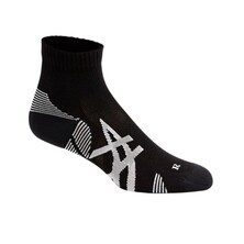 Asics 2 Pack Cushioning Sock - Black Performance Black