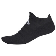 Adidas Alphaskin No Show Low Socks Black